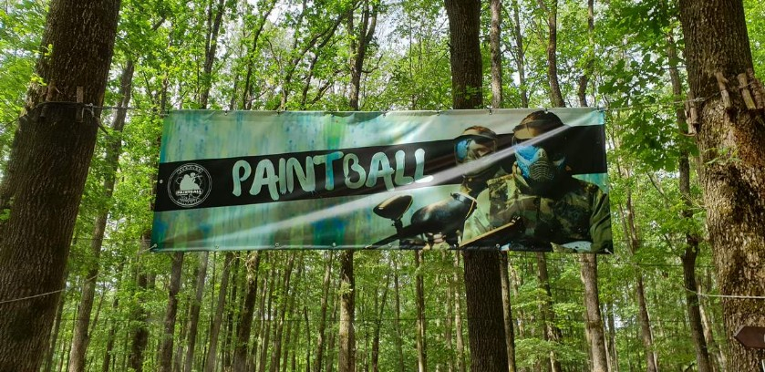 Paintball Edenland Park