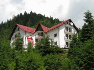 Hotel Piscul Negru Transfagarasan
