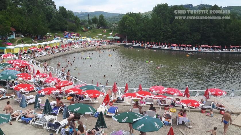 Statiunea Slanic Prahova Ghid Turistic Romania