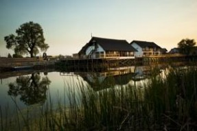 Accommodation in Danube Delta