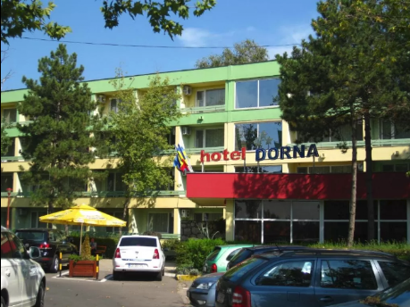 All Inclusive - Hotel Dorna - Mamaia