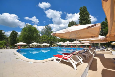 All Inclusive - Hotel Mercur Minerva - Mamaia