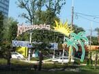 Mamaia seaside resort