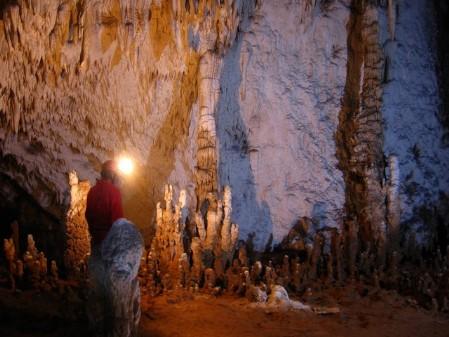 Cuevas Rumania
