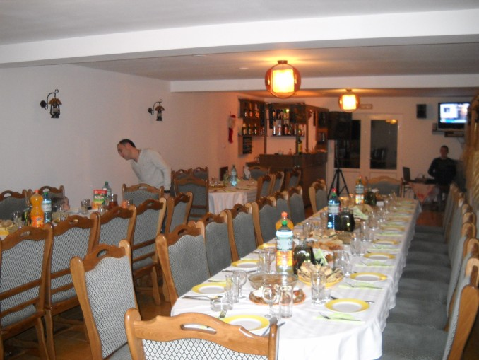 Restaurant Popas Cornesti